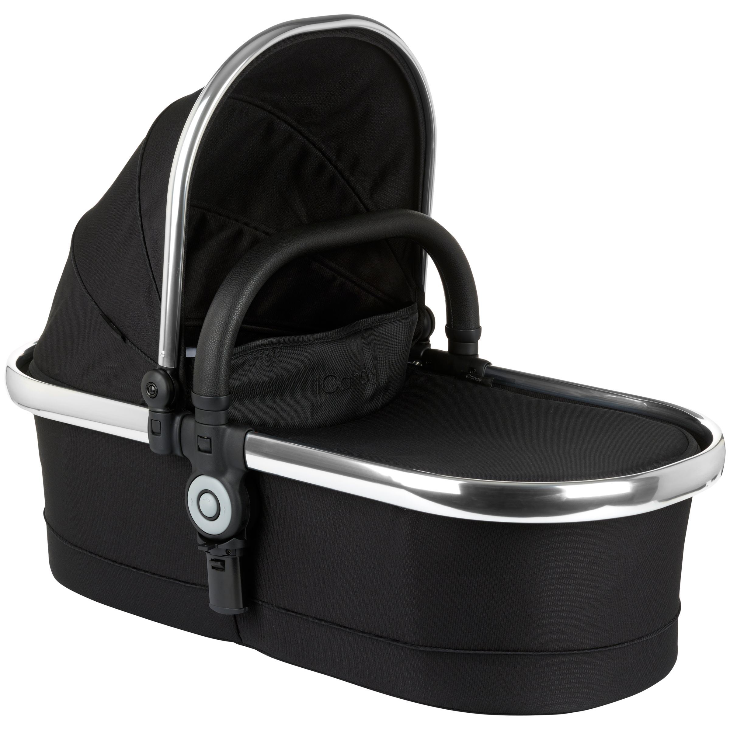 iCandy iCandy Peach Carrycot, Black Magic 2