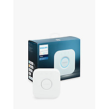 Buy Philips Hue Personal Wireless Lighting Bridge, Apple Homekit Enabled Online at johnlewis.com