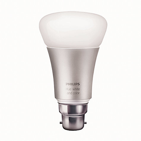 Buy Philips Hue White and Colour Ambiance Wireless ...
