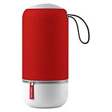 Buy 2x Libratone ZIPP Mini Bluetooth, Wi-Fi Portable Wireless Speaker with Internet Radio and Speakerphone, Victory Red Online at johnlewis.com