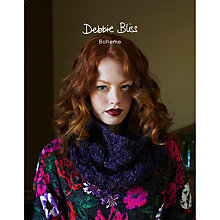 Buy Debbie Bliss Boheme Knitting Book Online at johnlewis.com