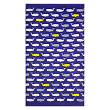 Buy John Lewis Whale Beach Towel Online at johnlewis.com