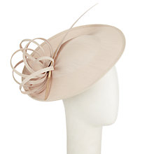 Buy John Lewis Erin Oval Disc Occasion Hat Online at johnlewis.com