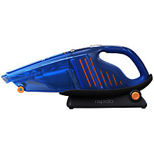 Buy AEG AG5104WD Rapido Wet & Dry Handheld Vacuum Cleaner, Blue Online at johnlewis.com