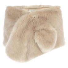 Buy Coast Luella Faux Fur Scarf Online at johnlewis.com