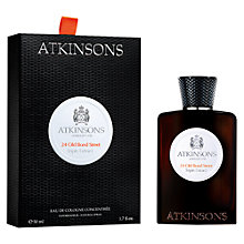 Buy Atkinsons 24 Old Bond Street Triple Extract Eau de Cologne Online at johnlewis.com
