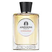 Buy Atkinsons 24 Old Bond Street Eau de Cologne Online at johnlewis.com