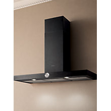 Buy Elica Alpha 90cm Chimney Cooker Hood Online at johnlewis.com