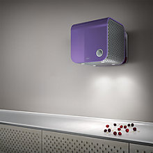 Buy Elica 35cc Aspire Wall Mounted Cooker Hood, Lilac Online at johnlewis.com