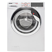 Buy Hoover WDXT4138AI2 Dynamic Next Luxury Freestanding Washer Dryer, 13kg Wash/8kg Dry Load, A Energy Rating, 1400rpm Spin, White Online at johnlewis.com