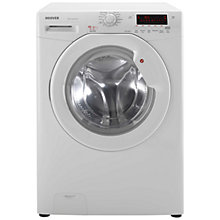 Buy Hoover WDYN8154D Freestanding Washer Dryer, 8kg Wash/5kg Dry Load, B Energy Rating, 1400rpm Spin, White Online at johnlewis.com