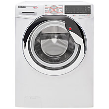 Buy Hoover WDXT4106A2 Dynamic Next Luxury Freestanding Washer Dryer, 10kg Wash/6kg Dry Load, A Energy Rating, 1400rpm Spin, White Online at johnlewis.com