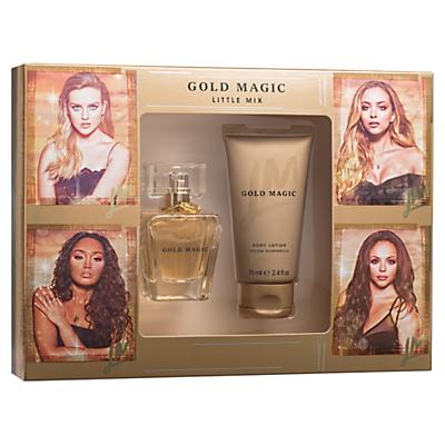 shop for Little Mix Gold Magic 50ml Eau de Parfum Gift Set at Shopo