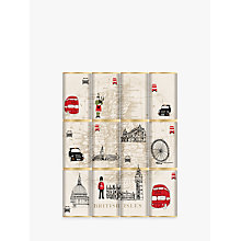 Buy House of Dorchester Milk Chocolate Slims, London Design, Pack of 12 Online at johnlewis.com