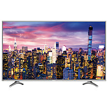"Buy Hisense 40K321 LED 4K UHD Smart TV, 40"" with Freeview HD and Built-In Wi-Fi Online at johnlewis.com"