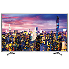 "Buy Hisense 50K321 LED 4K UHD Smart TV, 50"" with Freeview HD and Built-In Wi-Fi Online at johnlewis.com"