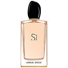 Buy Giorgio Armani Si Eau de Parfum, 150ml Online at johnlewis.com