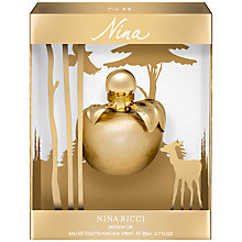 Buy Nina Ricci Nina 80ml Eau de Toilette Gift Set Online at johnlewis.com