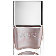 Buy Nails Inc Foil Effect Nail Polish, 14ml, Kings Road Online at johnlewis.com