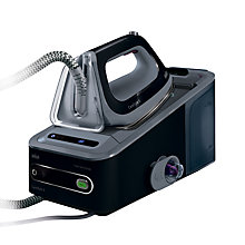 Buy Braun CareStyle 5 IS5044BK Steam Generator Iron, Grey Online at johnlewis.com