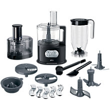 Buy Braun FP5160 Food Processor with Juicer Online at johnlewis.com