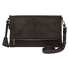 Buy Mint Velvet Roxy Cross Body Bag, Black Online at johnlewis.com