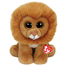 Buy Ty Classic Beanie Louie Soft Toy, 24cm Online at johnlewis.com