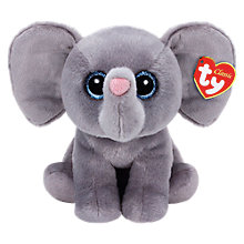 Buy Ty Beanie Babies Whopper Soft Toy, 15cm Online at johnlewis.com