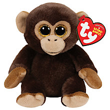 Buy Ty Beanie Babies Bananas Soft Toy, 15cm Online at johnlewis.com