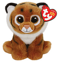 Buy Ty Beanie Babies Tiggs Soft Toy, 15cm Online at johnlewis.com