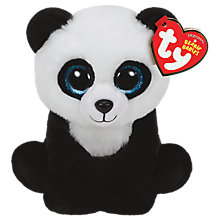Buy Ty Beanie Babies Ming Soft Toy, 15cm Online at johnlewis.com