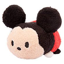 Buy Disney Tsum Tsum Light Up Small Plush Toy, Assorted Online at johnlewis.com