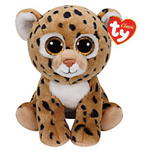 Buy Ty Beanie Babies Freckles Soft Toy, 15cm Online at johnlewis.com
