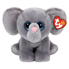 Buy Ty Beanie Classic Whopper Soft Toy, 24cm Online at johnlewis.com