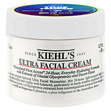 Buy Kiehl's Tinie Tempah Limited Edition Ultra Facial Cream, 125ml Online at johnlewis.com