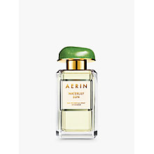 Buy AERIN Waterlily Sun Eau de Parfum, 100ml Online at johnlewis.com