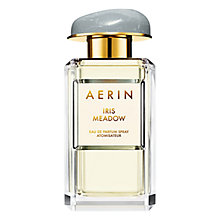 Buy AERIN Iris Meadow Eau de Parfum, 100ml Online at johnlewis.com
