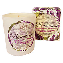 Buy Nesti Dante Romantica Wild Tuscan Lavender and Verbena Scented Candle Online at johnlewis.com