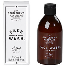 Buy Gentlemen's Hardware Face Wash Online at johnlewis.com