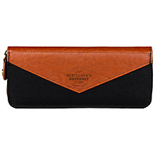 Buy Gentlemen's Hardware Pencil Case, Grey Online at johnlewis.com