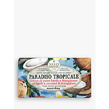 Buy Nesti Dante Paradiso Tropicale Coconut and Frangipani Soap, 250g Online at johnlewis.com