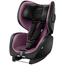 Buy Recaro Optia Group 1 Car Seat, Violet Online at johnlewis.com