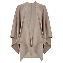 Buy John Lewis Made in Italy Luxury Cashmere Cape Online at johnlewis.com