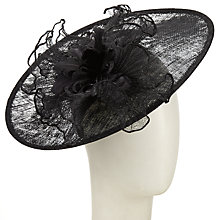 Buy John Lewis Chloe Disc and Crin Occasion Hat Online at johnlewis.com