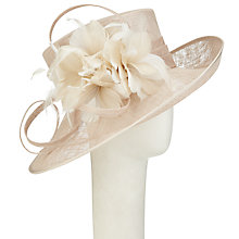 Buy John Lewis Anya Feather Flower Hat Online at johnlewis.com