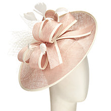 Buy John Lewis Freya Bow Side Up Occasion Hat Online at johnlewis.com