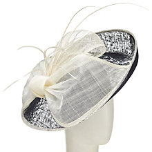 Buy John Lewis Roxy Updisc and Quills Occasion Hat Online at johnlewis.com