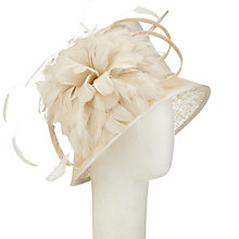 Buy John Lewis Lin Feathers Occasion Hat Online at johnlewis.com