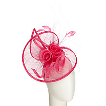 Buy John Lewis Elle Large Fascinator Online at johnlewis.com