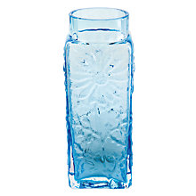 Buy Dartington Crystal Marguerite Vase, Small Online at johnlewis.com